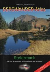 Bergwanderatlas Steiermark