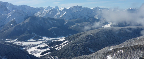 Skitouren rund um Toblach - eine Reise wert