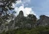 Punta Spenicazzia im Abstieg