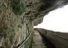 Treppe des Köngis von Aragon hinauf
