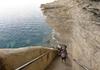 Treppe des Köngis von Aragon hinunter