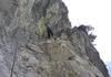 Abstieg im unteren Bereich