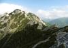 Weiterweg vom Slesakreuz zum Ende des Klettersteiges