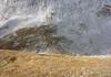 Rückblick zm Fuße der Südwand