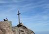 Der Gipfel des Monte Cintu