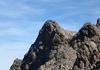 Gipfel vom Südwestgrat gesehen