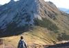 Vom Polster Richtung Hirscheggsattel