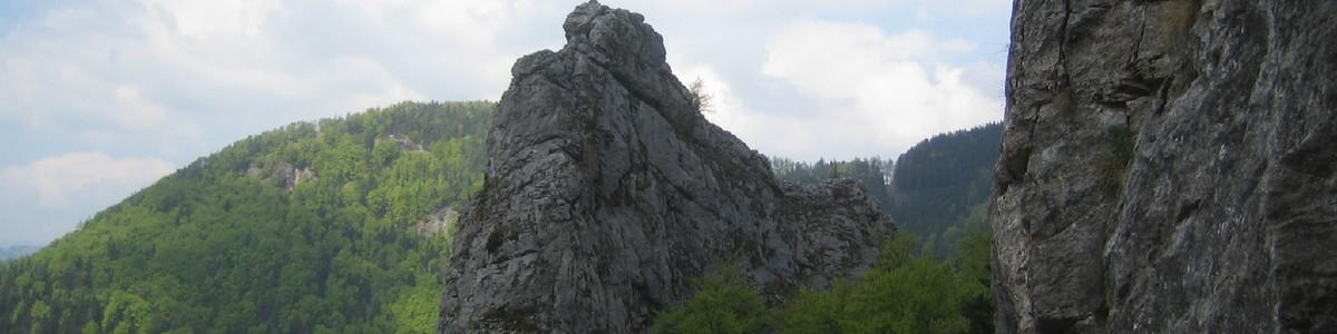 Südkante - Nadelspitz - Grazer Bergland
