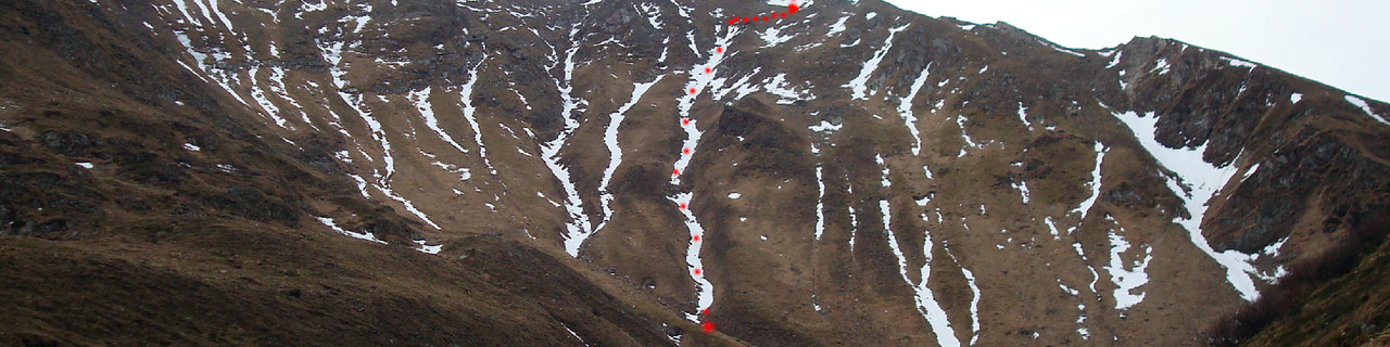 Eiskarrinne - Hohenwart - Niedere Tauern