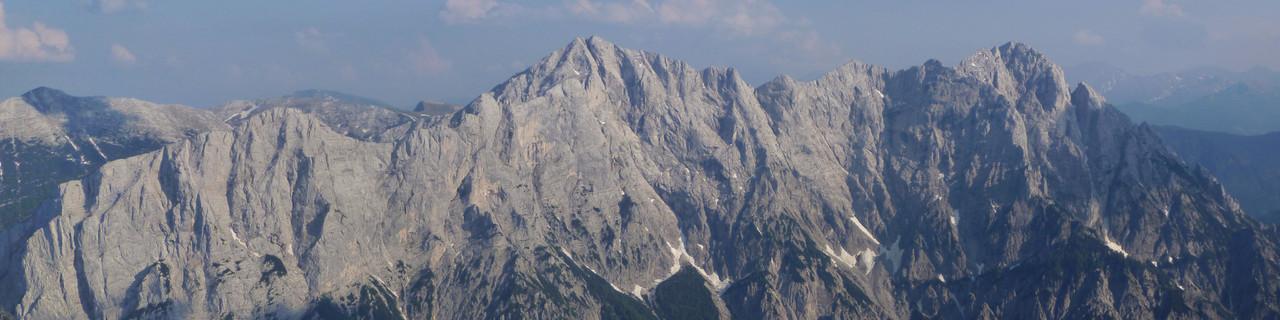 Gesäuse - Ennstaler Alpen