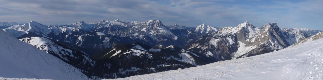Eisenerzer Alpen - Ennstaler Alpen