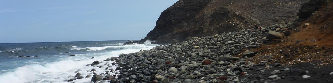 Von Taborno über Afur zum Playa Tamadiste - Anaga - Teneriffa