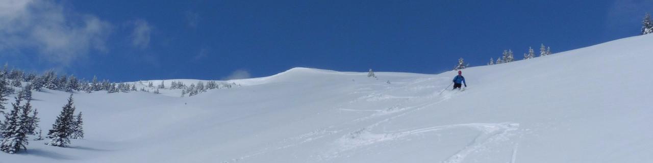 Grabnerspitze vom Gößgraben - Eisenserzer Alpen