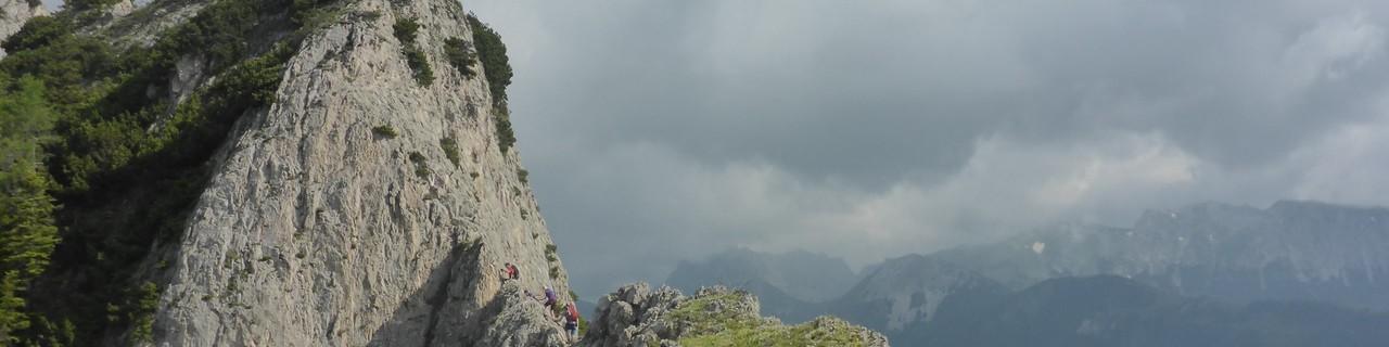 Grete Klinger Steig - Eisenerzer Alpen