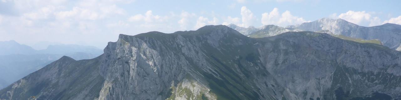 Fölzstein - Fölzalm - Hochschwab