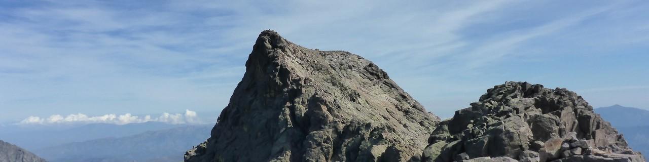 Monte Cintu von Haut Asco - Korsika