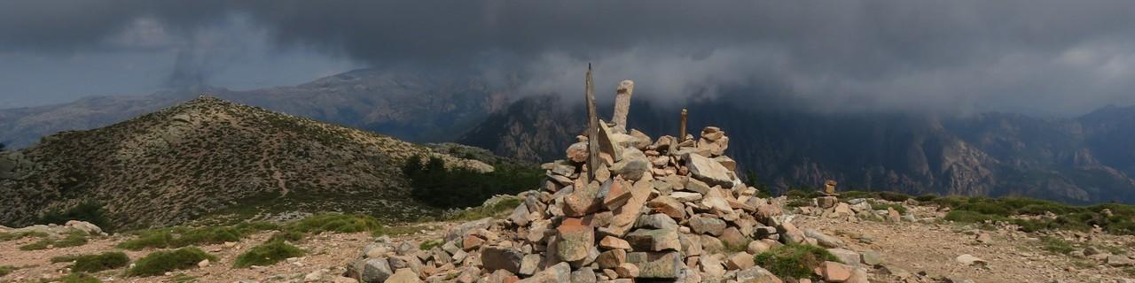 Monte Calva - Korsika