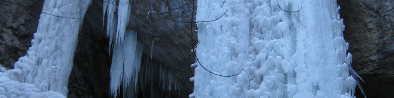 Eisfall Alice - Breitenau - Grazer Bergland
