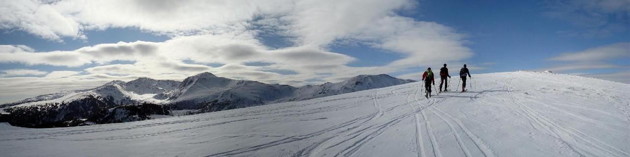 Hohe Rannach - Seetaler Alpe