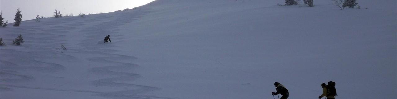 Grießmoarkogel aus dem Liesingtal - Triebener Tauern