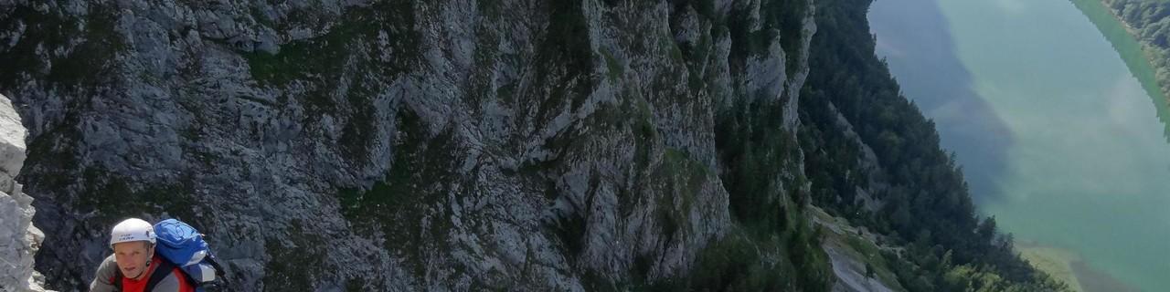 Kaiser Franz Joseph Klettersteig - Hochblaser - Hochschwab