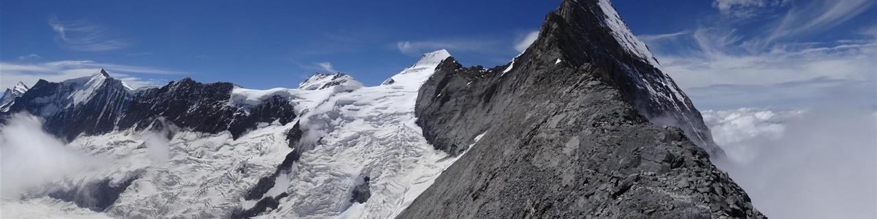 Mittellegigrat - Eiger - Berner Alpen