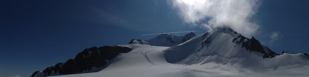 Wildspitze Überschreitung - Ötztaler Alpen