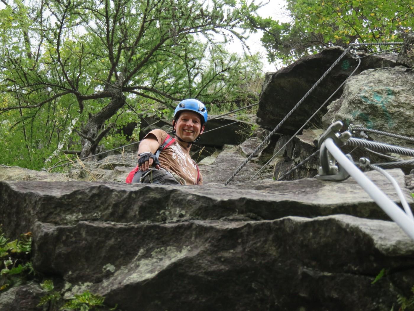 Klettersteigset Platte : Fallbachklettersteig maltatal klettersteig gbl