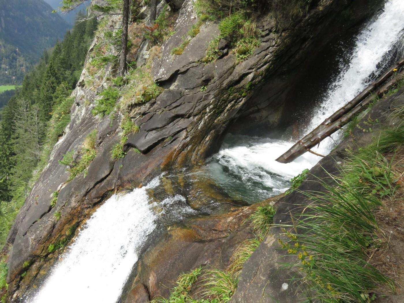 Klettersteig Fallbach : Klettersteig fallbach maltatal: youtube.