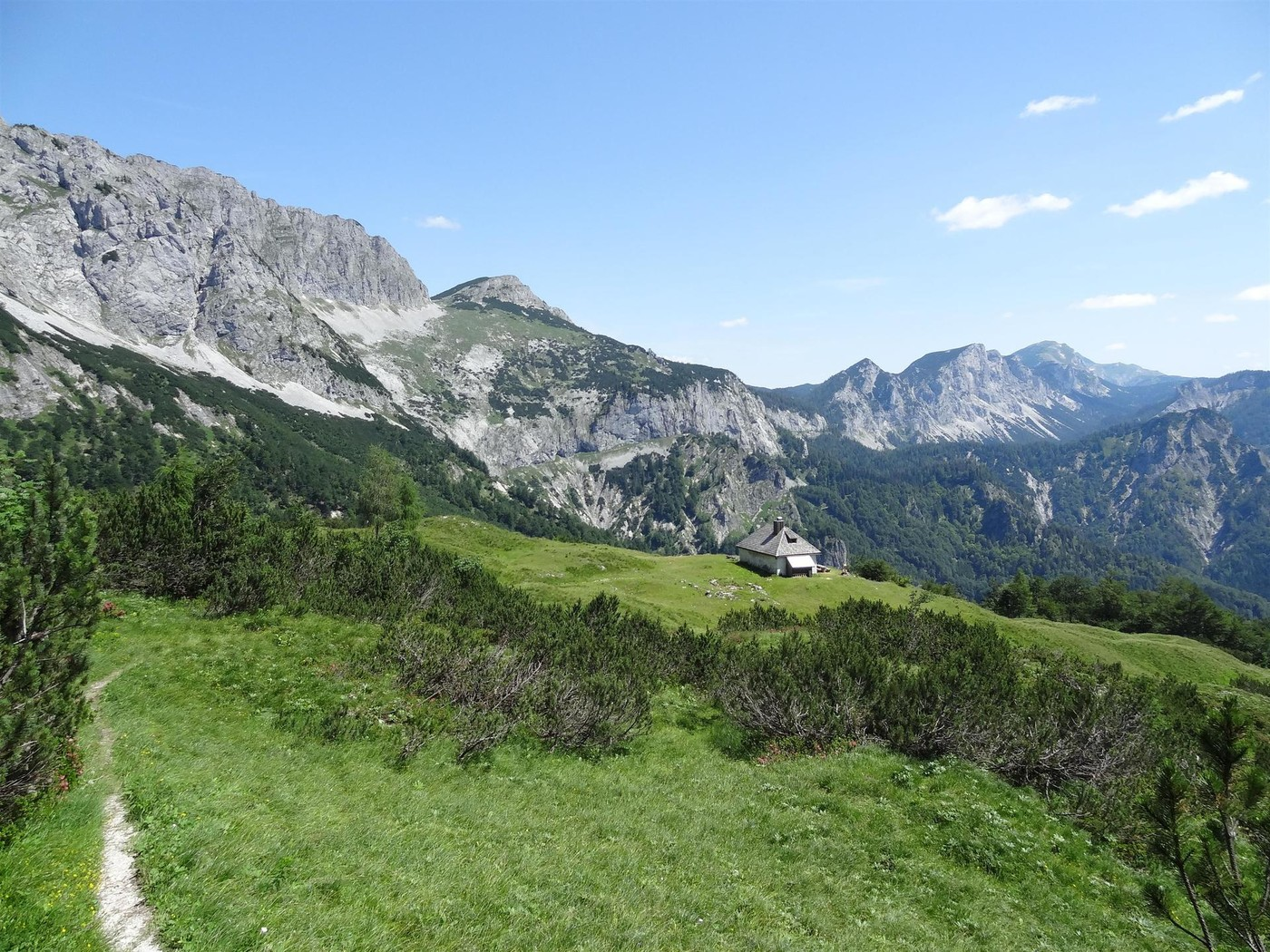 Klettersteig Eisenerz : Klettersteige kaiser franz josef klettersteig km bergwelten
