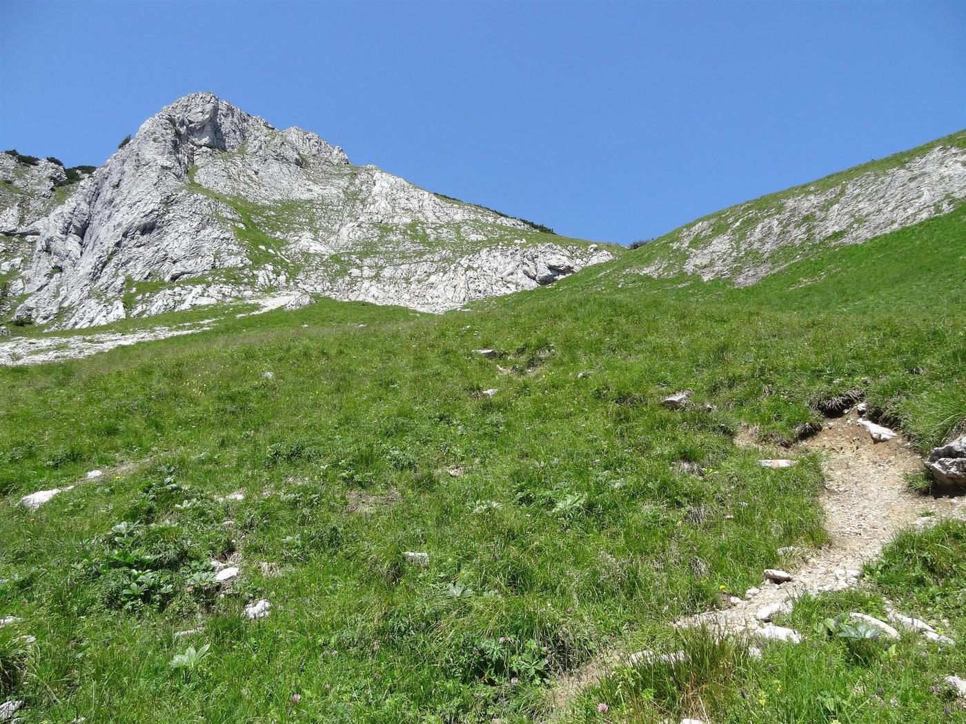Klettersteig Leopoldsteinersee : Kaiser franz joseph klettersteig hochblaser hochschwab