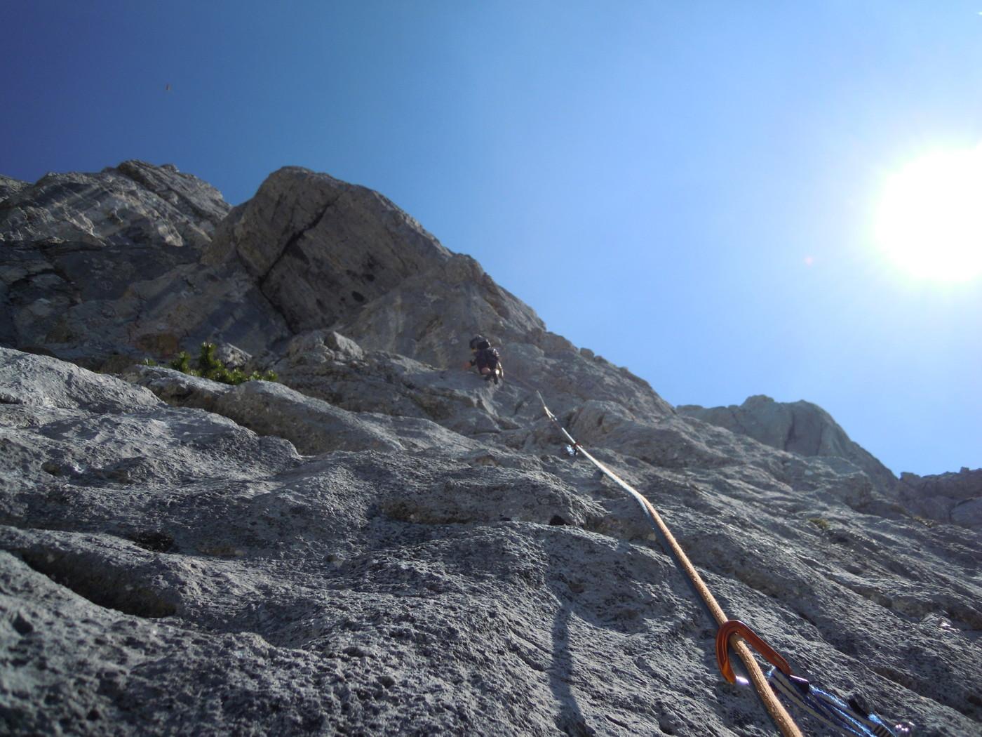 Klettersteig Buchstein : König löwenherz großer buchstein gesäuse klettern gbl