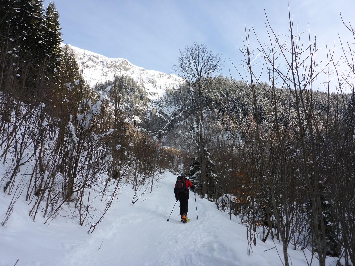 Klettersteig Johnsbach : Gsuchmauer vom johnsbachtal ebnerklamm gesäuse skitour gbl