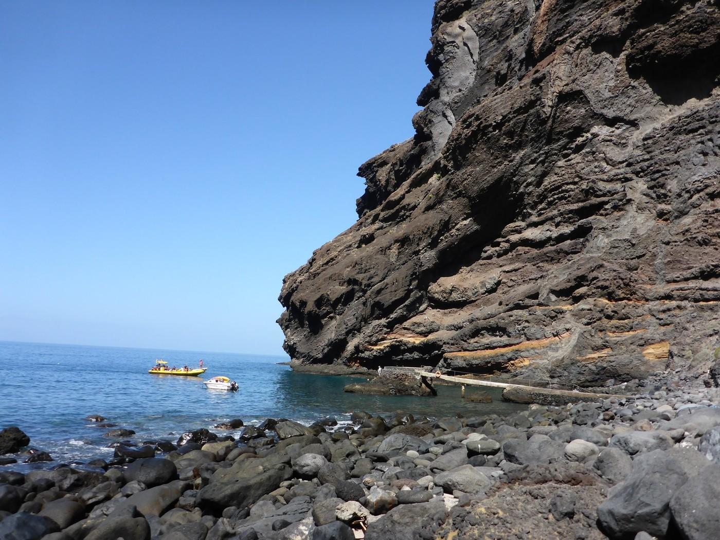 Barranco De Masca Teno Teneriffa Wandern Gbl