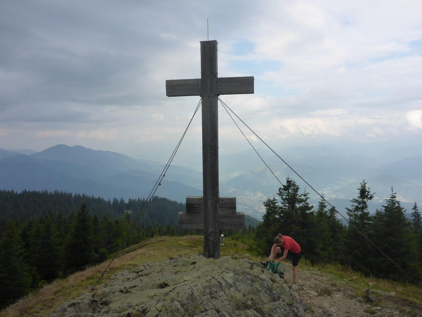 Rennfeld von Frauenberg - Fischbacher Alpen - Wandern | GBL
