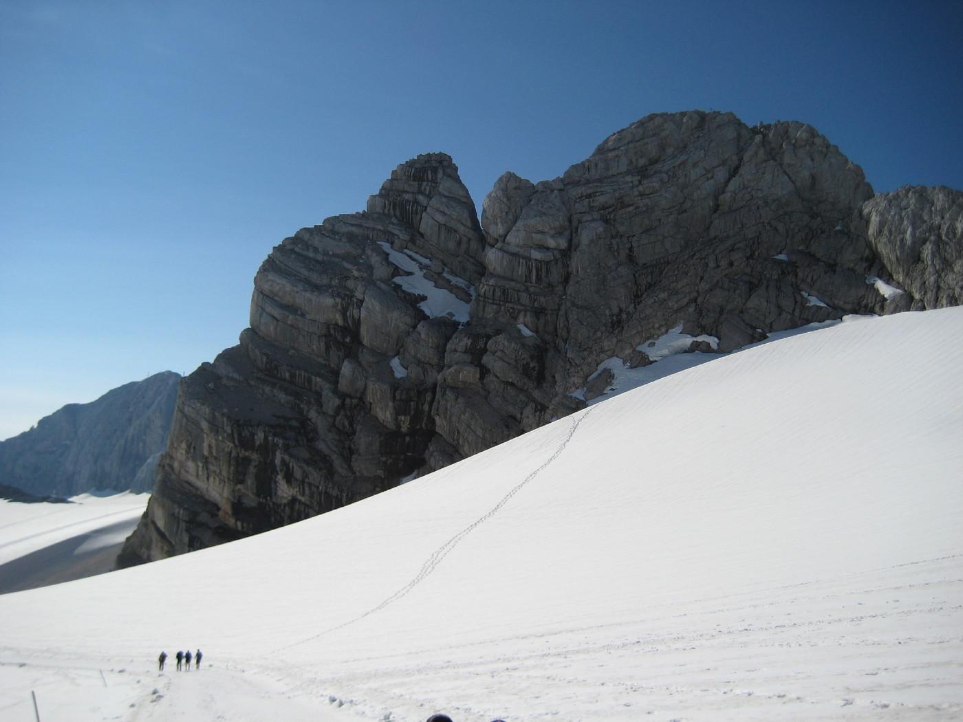 Klettersteig Dachstein : Super ferrata dachstein