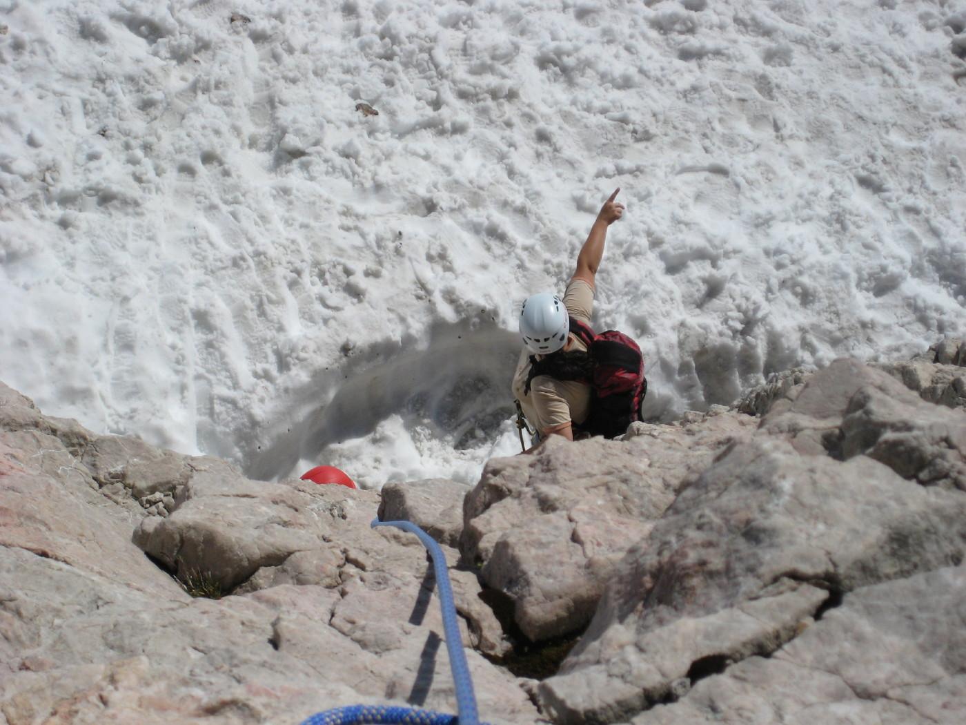 Klettersteig Dachstein : Dachstein m klettersteig dachsteingebirge