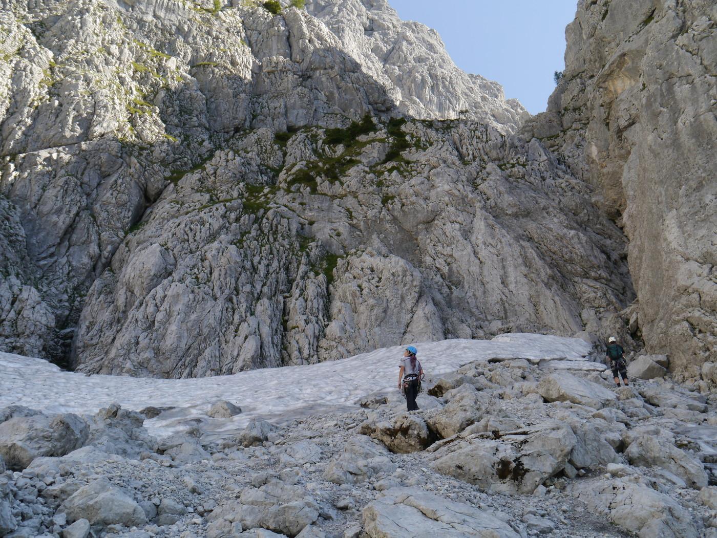 Klettersteig Johnsbach : Waschrumpel festkogel gesäuse klettern gbl