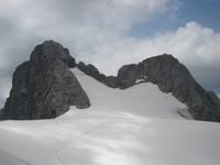 Blick vom Gjaidstein zur Schulter