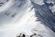 Nordwestwand des Kl. Bösenstein