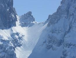 Cristalloscharte - Ampezzaner Dolomiten