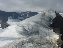 Klockerin von der Schwarzenberghütte über den Hinteren Bratschenkopf - Glocknergruppe - Hohe Tauern