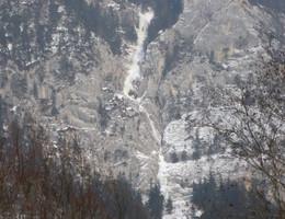 Jungfrausturz - Pürgg - Totes Gebirge