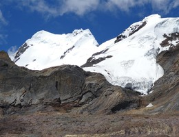 Nordwestgrat - San Juan - Cordillera Blanca