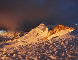 Ishinca Überschreitung - Ishinca - Cordillera Blanca
