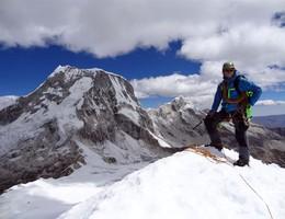 Nordostwand - Ranrapalca - Cordillera Blanca