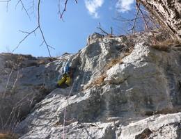 Amtsschimmel - Ratengrat - Grazer Bergland - Klettern