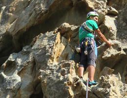 Candella di l'oro - Punta Spenicazzia - Restonica - Korsika - Klettern