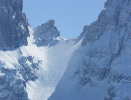Cristalloscharte - Ampezzaner Dolomiten - Skitour