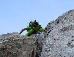 Denggführe - Admonter Kalbling - Gesäuse - Klettern